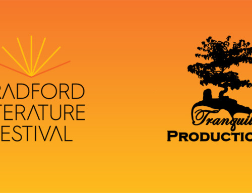Tranquil Productions Supports Bradford Literature Festival