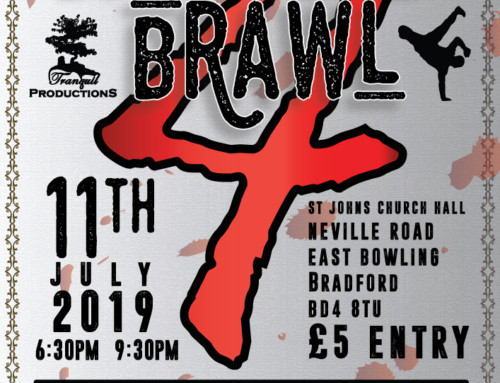 Bradford Brawl 4 |Bboy / Bgirl Battle