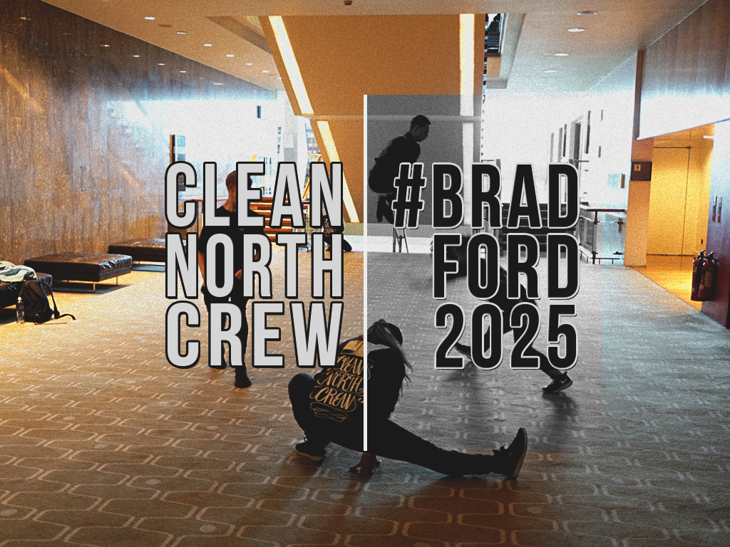 City of Culture 2025 | Bradford | Clean North Crew